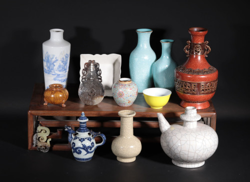 June Asian Artworks and Collectibles
