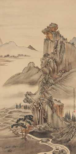 今风古韵—中国书画名家作品专场