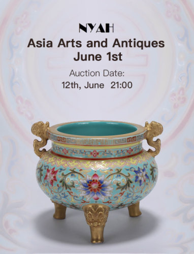 Asia Arts and Antiques June 1st
