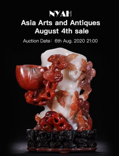 Asia Arts and Antiques August 4th sale