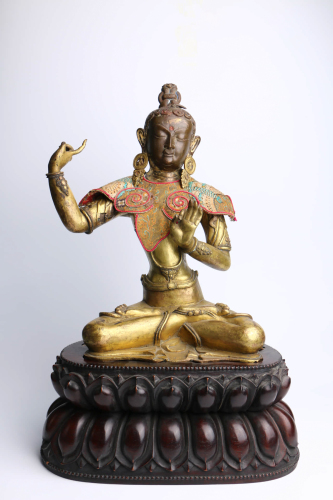 FINE CHINESE WORKS OF ART SALE 8/22