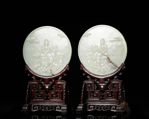 FINE CHINESE WORKS OF ART SALE 9/27