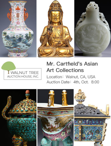 Mr. Cartfield's Asian Art Collections II