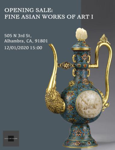 Opening Sale: Fine Asian Works of Art