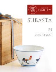 西班牙2021年6月24日亚洲艺术和西方艺术拍卖