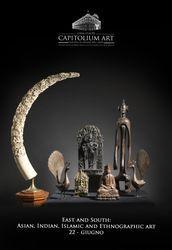 328 : EST ET SUD : ART ASIATIQUE, ISLAMIQUE, INDIEN ET ETHNOGRAPHIQUE