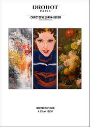Tableaux et dessins anciens Tableaux et dessins modernes et contemporains Porcel…