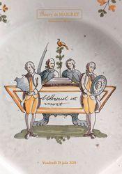 CÉRAMIQUES EUROPÉENNES : Collection Pierre et Jeanne HINTERMEYER Collection B.P.…