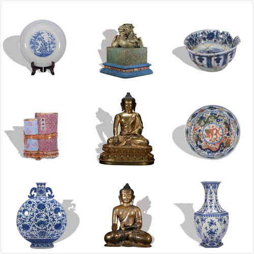 Chinese Estates & Collections