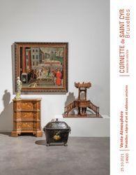 Mobilier, objets d'art et tableaux anciens